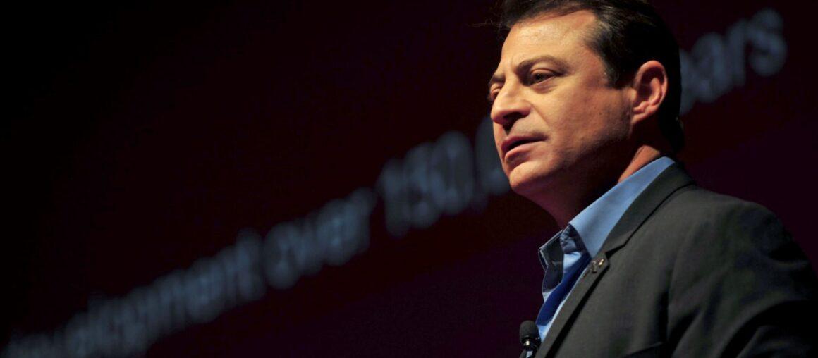 Peter Diamandis quer que você consuma menos informação